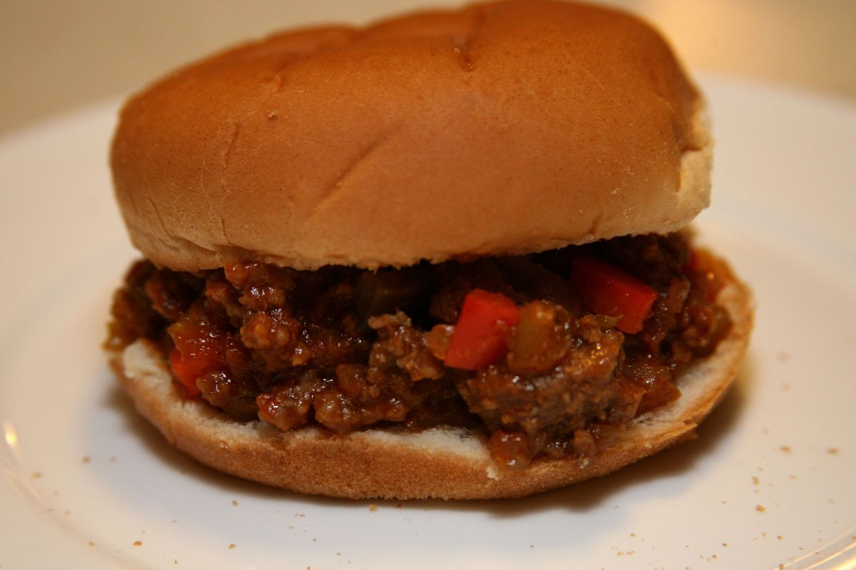 Simple and Delicious Sloppy Joes