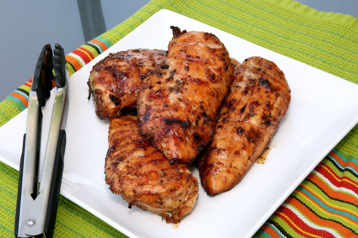 Easy Caribbean Jerk Chicken