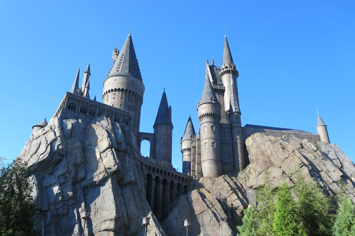Universal Studios & The Wizarding World of Harry Potter