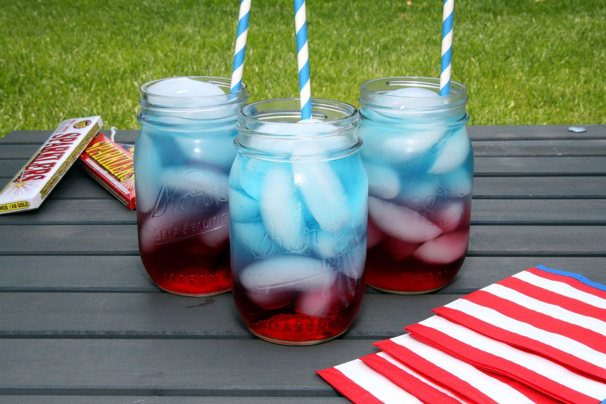 Fun Patriotic Drink