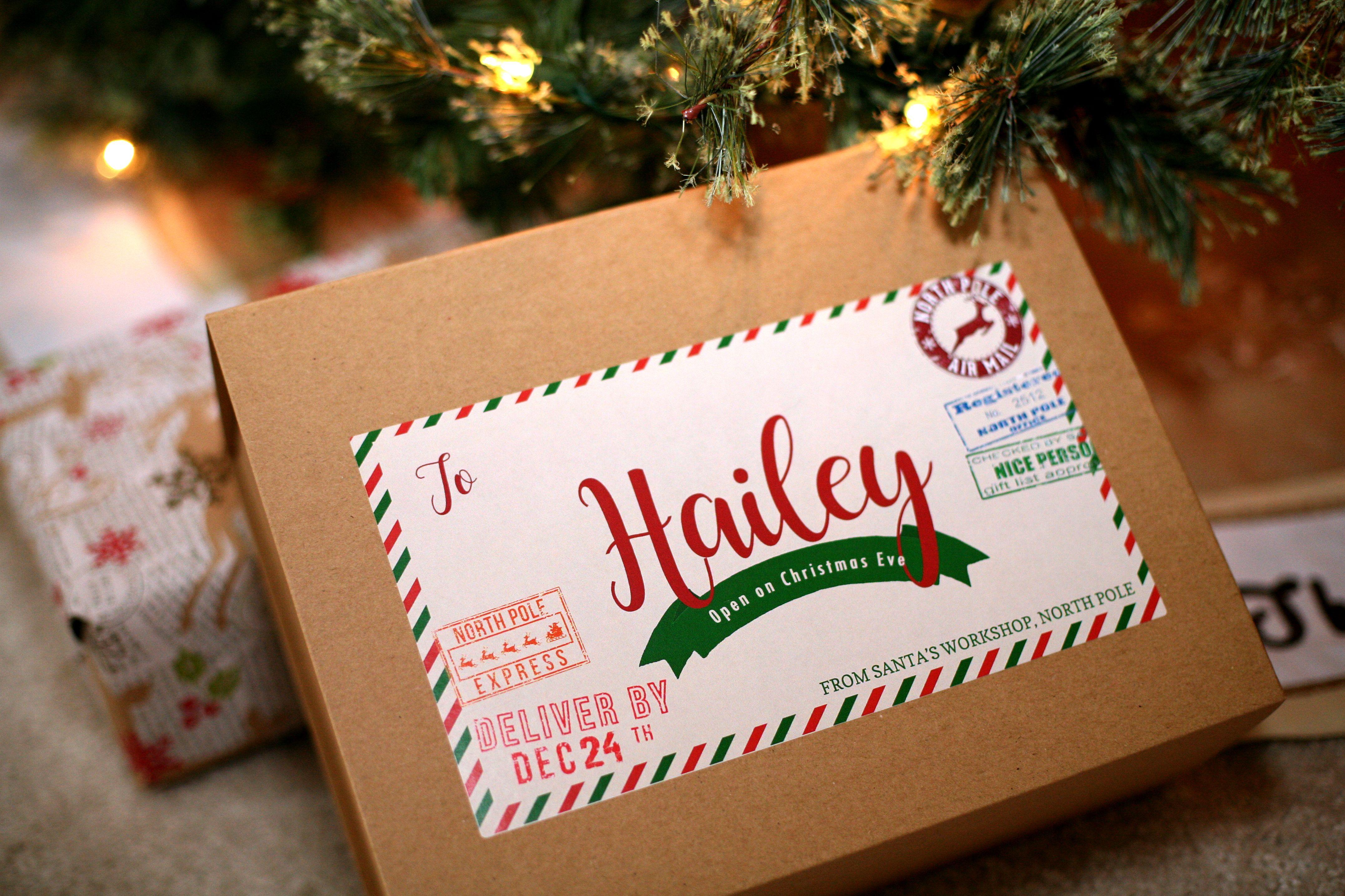 Good christmas eve gift ideas
