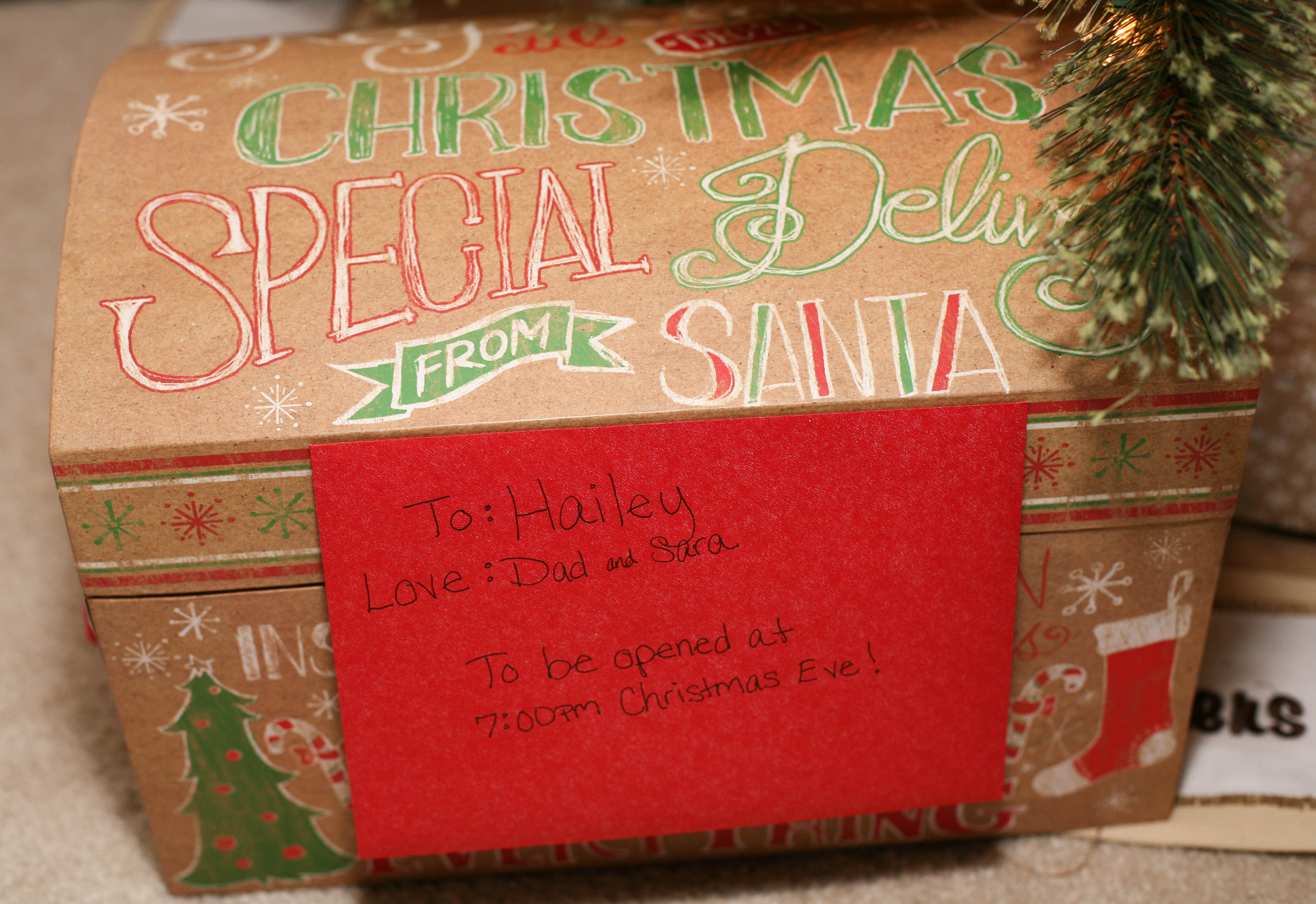 Fun christmas eve gift ideas